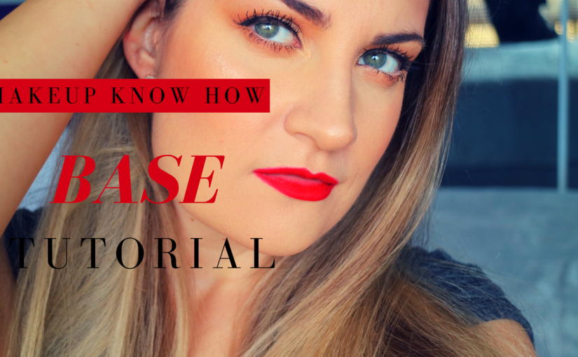 Makeup Know How – Base