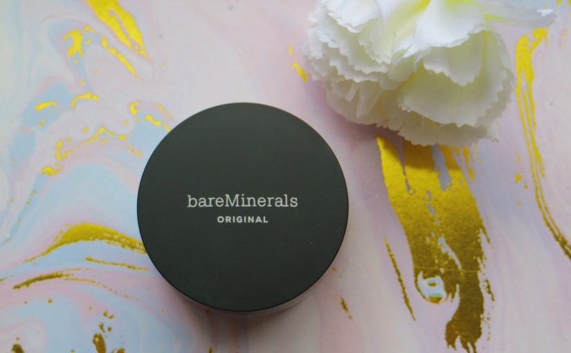 Bare Minerals – Original SPF 15 Foundation Review
