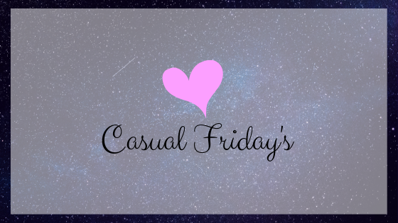 Casual Friday's – My Obsession with America