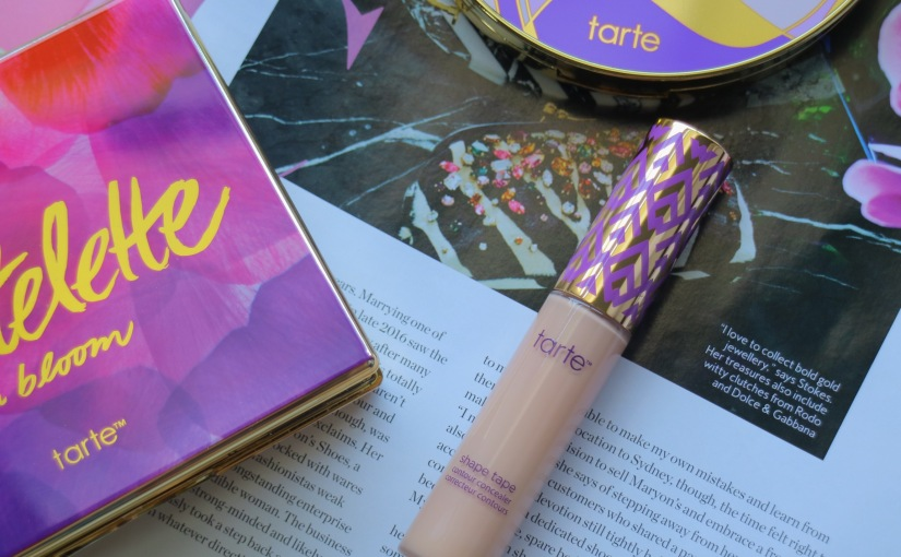 Review – Tarte Shape Tape Concealer