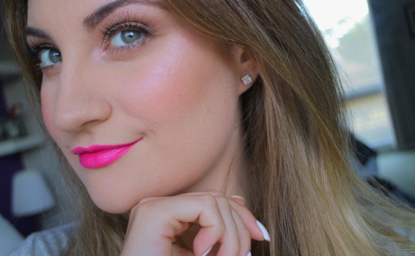 Skincare and Polished MakeupRoutine
